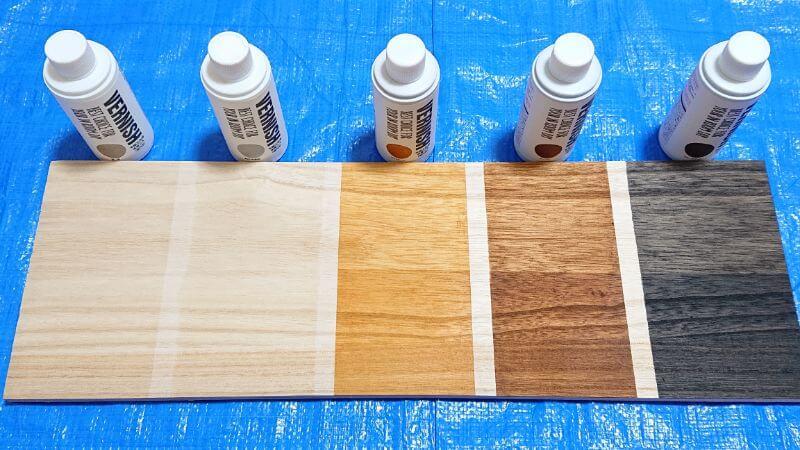 ニス ダイソー 水性 ダイソーのニスで窓枠の雨染みを塗装してみた!紫外線対策できる塗料じゃない?